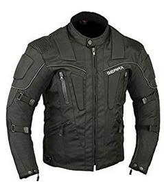 chaqueta moto invierno hombre