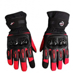 guantes moto impermeable