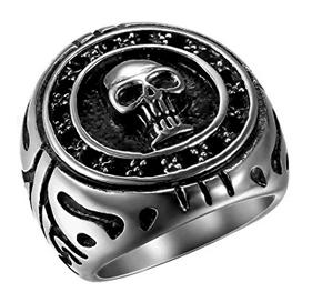 anillo para moteros