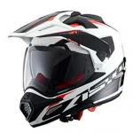 motocross blanco