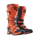 motocross fox naranja